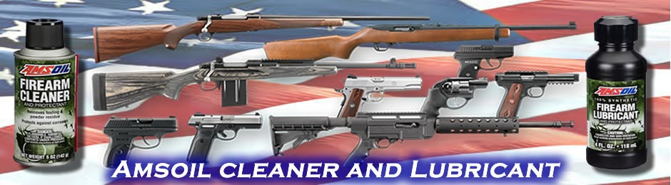 Best Firearm Gun cleaner and Lubricant